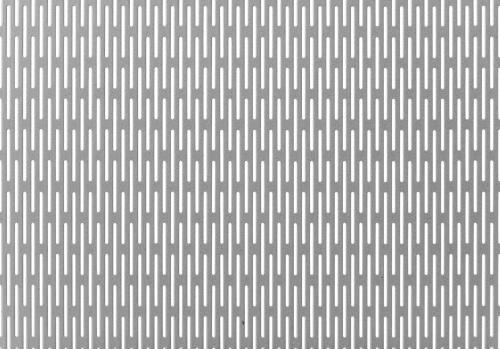 Děrovaný plech ocelový Lv 1x20