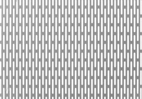 Děrovaný plech ocelový Lv 2x20